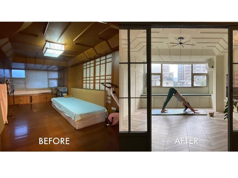 租房改造、閒置空間活化的實戰教學!《我租房,打造風格之家》